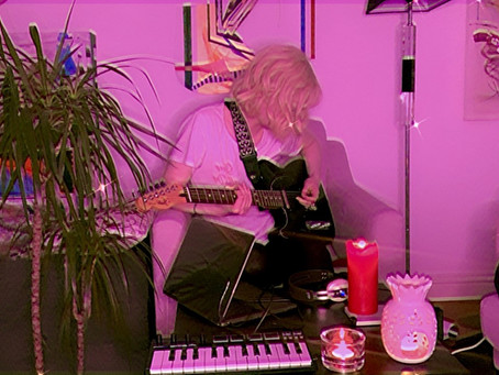 Venus Grrrls: Women and Non-Binary Folk in Live Music