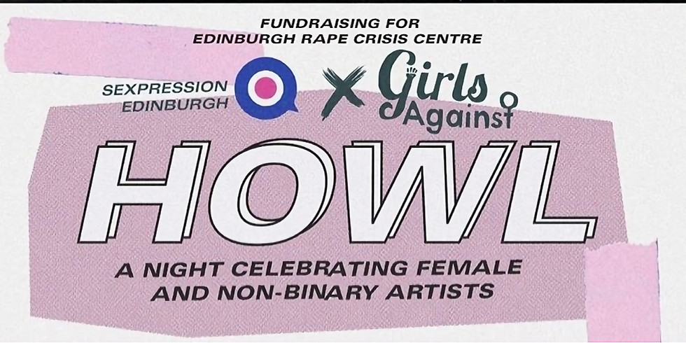 HOWL - Celebrating Female and Non-Binary Artists