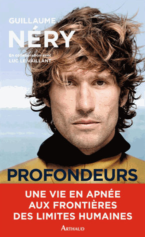 Profondeurs - Guillaume Néry