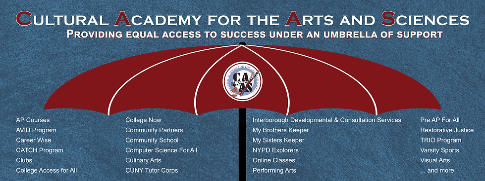 CAAS Welcome Banner