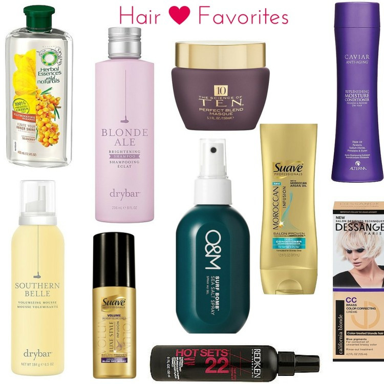 Hair Beauty Faves