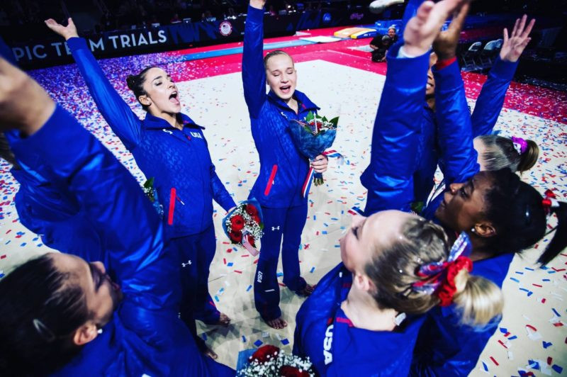 2016 Women's Gymnastic Olympic Team