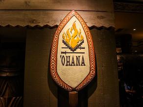 Review: Dinner at 'Ohana