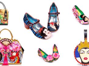 Irregular Choice Disney Princess Collection