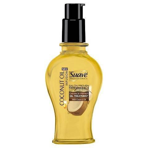 Suave+Coconut+Oil