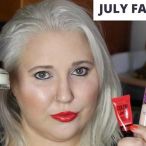 #MAKEOVERMONDAY | July Favorites