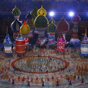 The Sochi 2014 Winter Olympic Games – Opening Ceremony