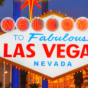 Off to Las Vegas We Go!!