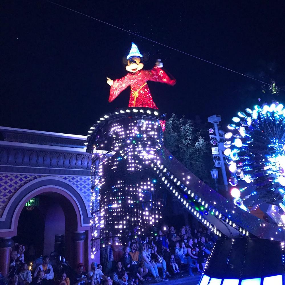 Cousins_Disney Paint The Night Parade