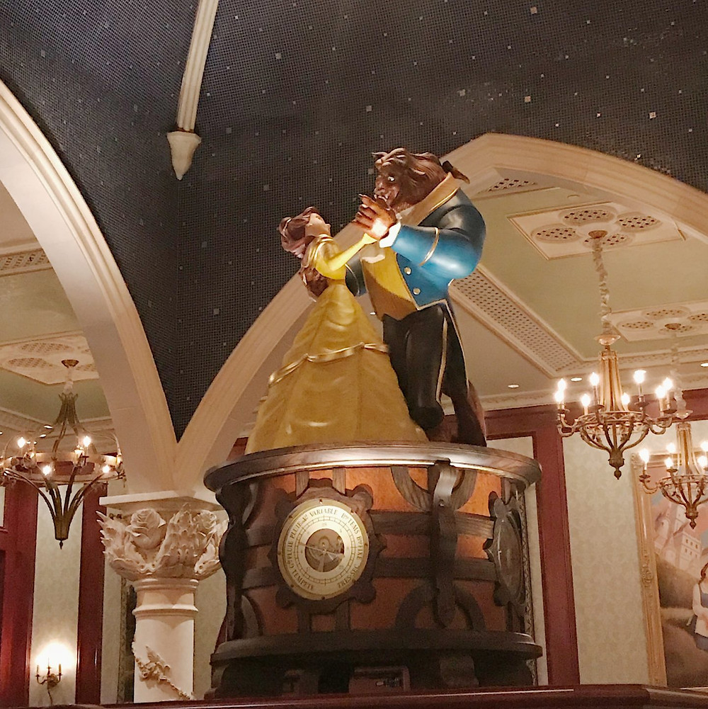 Be Our Best Belle & Beast