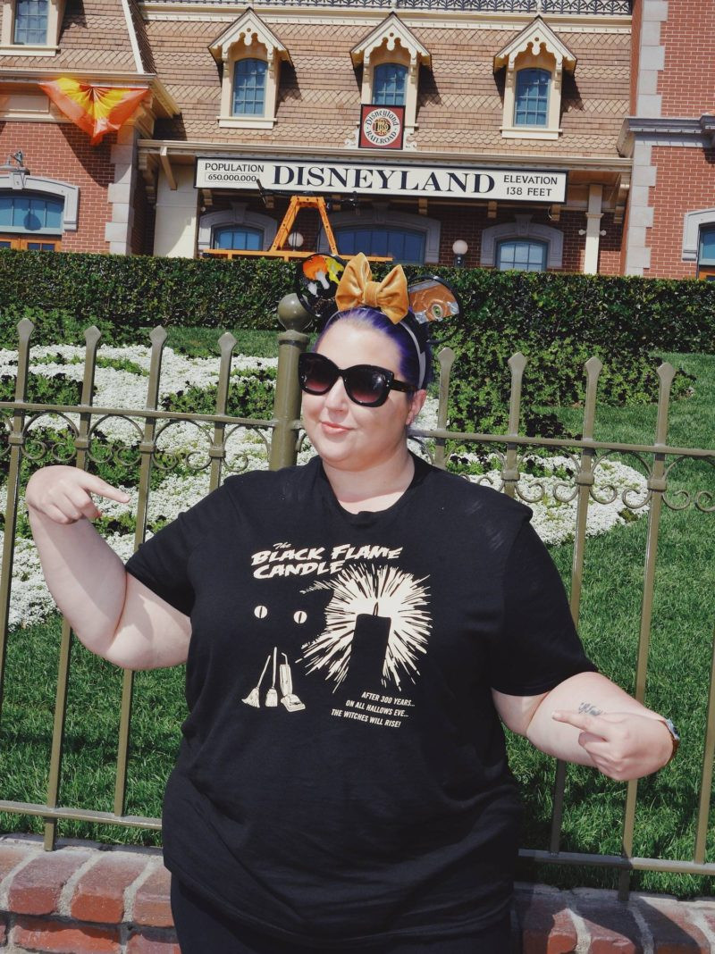 Misti Michelle Disneyland WhosIts & WhatsIt