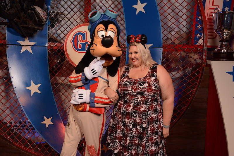 Misti Michelle Disney Goofy