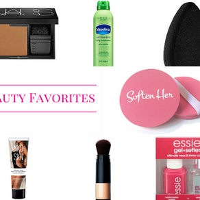 Monday Makeover: June/July Favorites