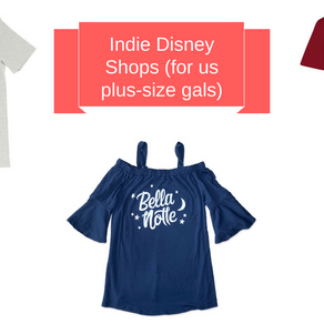 Best in Indie Plus-Size Disney Shopping