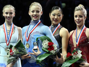 Meet the 2014 US Olympic Women's Figure Skating Team