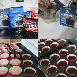 Disney DIY ~ Mickey Mouse Cupcakes