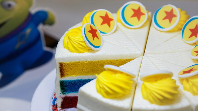 Disnelyland_Pixar Lemon-Raspberry Cake