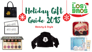 Beauty Style Holiday gift guide