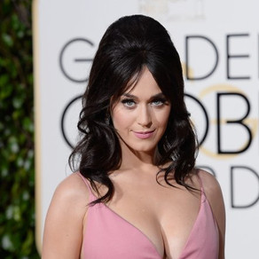 Get the Look: Katy Perry – 2016 Golden Globes