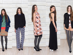 Noon by Noor Pre-Fall 2014