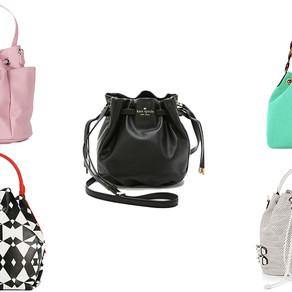 """The Bucket Bag – Spring's New """"IT"""" Bag"""