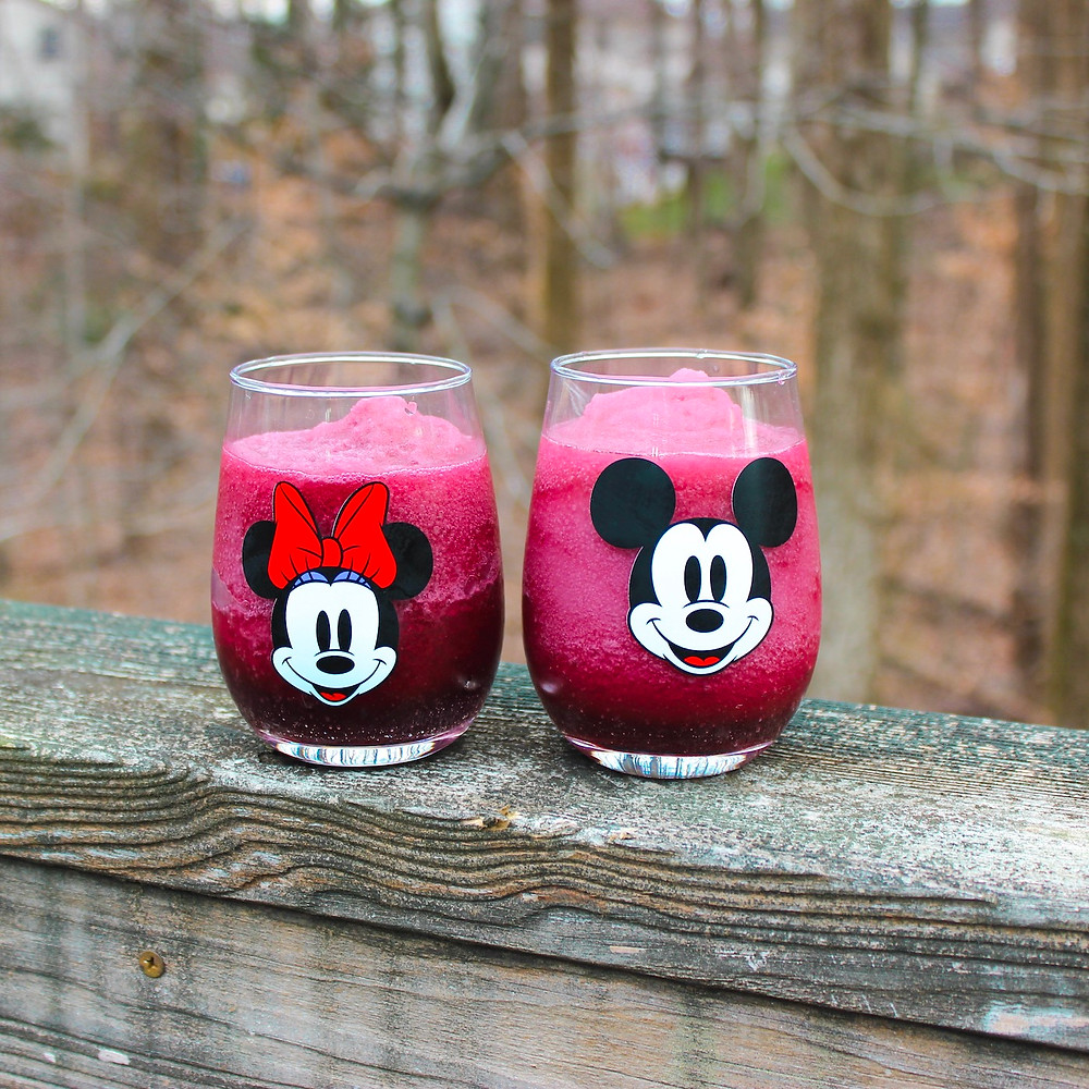 Disney DIY Violet Lemonade