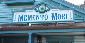 Memento Mori Haunted Mansion