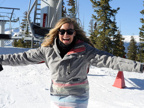 Beauty Chat with Olympic Hopeful Jamie Anderson