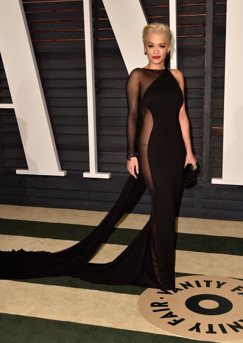 Rita Ora Vanity Fair 2.22.15 Getty Images