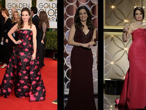 Get Tina Fey's Golden Globes Look