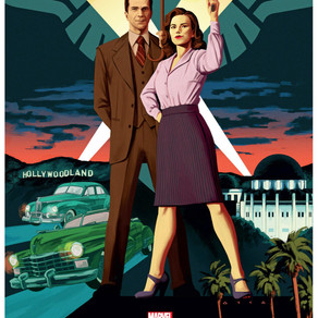 Comic-Con 2015: First Look at Marvel's Agent Carter SDCC Poster