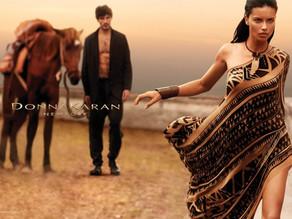 Donna Karan Spring 2014 Ad Campaign