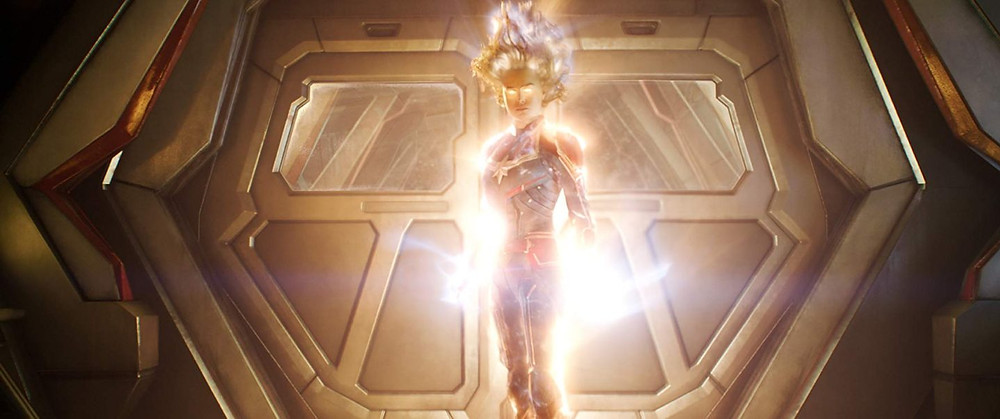 Captain Marvel l Now Playing