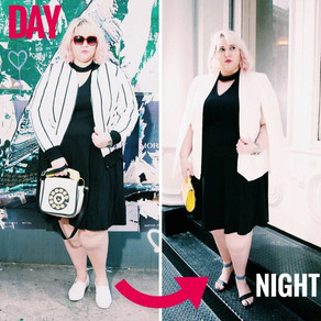 Day to Night Look That's as Easy as Pie
