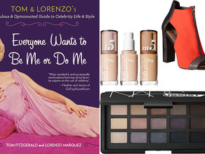Weekly Crush: TLo's Book, NARSissist, truBlend is on trend, & DKNY Spring '14