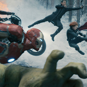 Review – Avengers: Age of Ultron