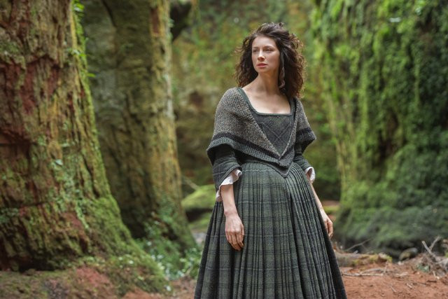 Outlander+Claire