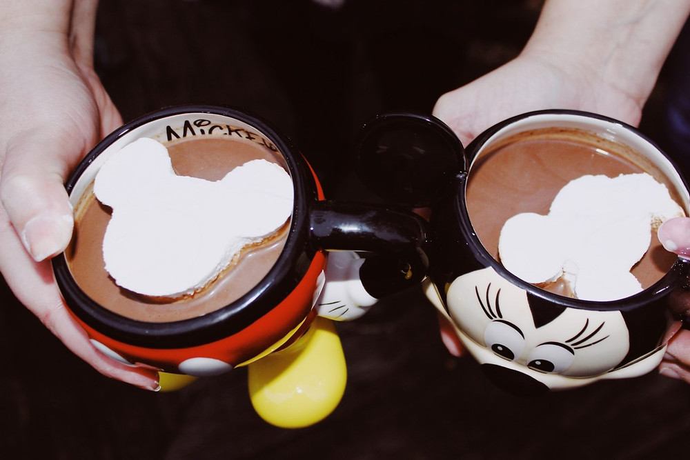 DIY Mickey Marshmallows