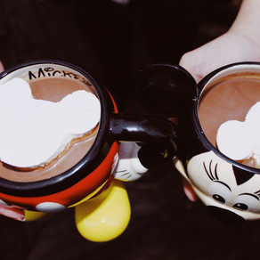 Disney DIY ~ Mickey Marshmallows