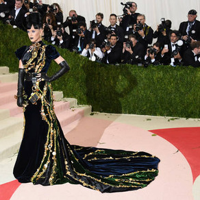 Get the Look: Katy Perry at the 2016 Met Gala