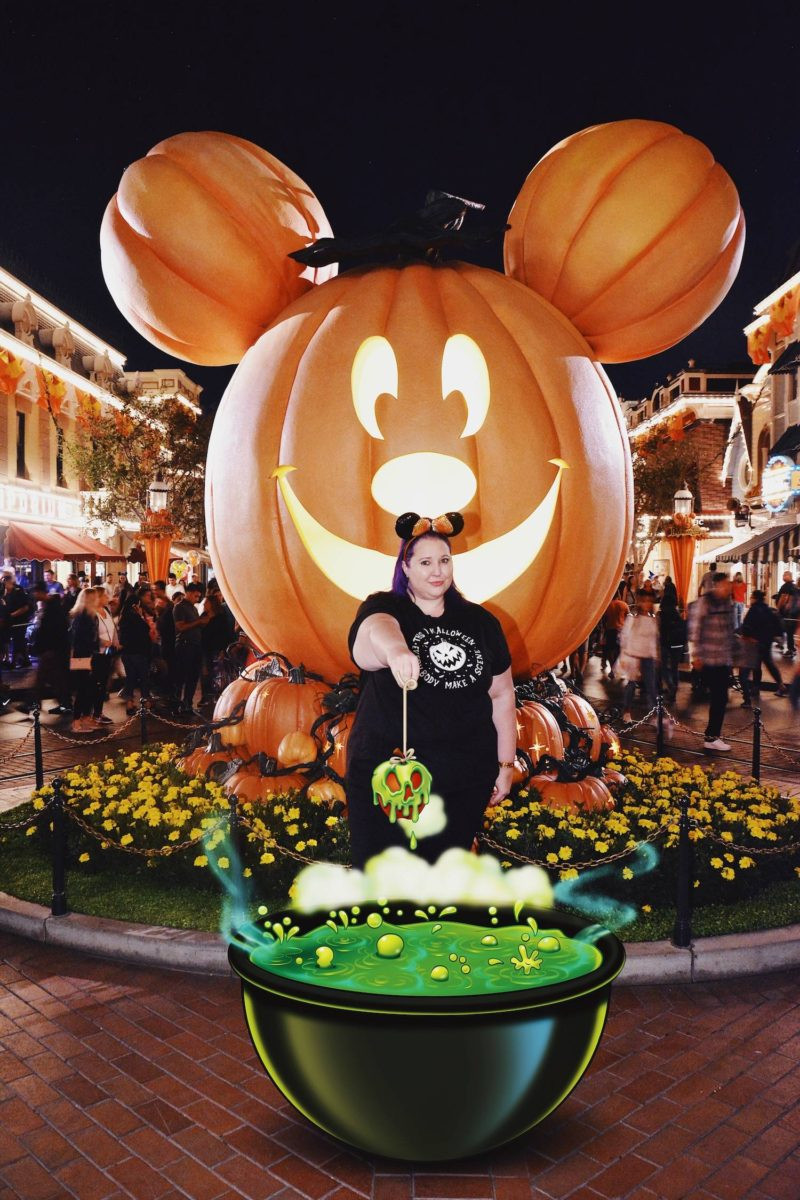 Misti Michelle Disneyland Oh Yeah Apparel