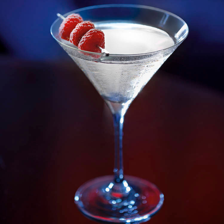 Berry Easy Martini
