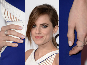 Get Allison Williams People's Choice Awards Accessories!
