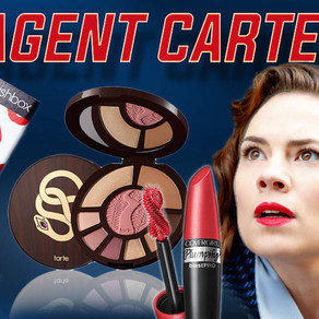 Superhero Beauty: Agent Peggy Carter