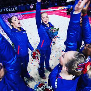 OLYMPICS 2016   Meet the New Fierce Five