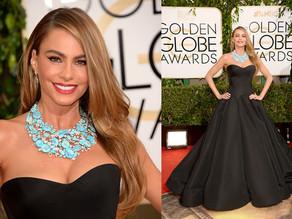 Get Sofia Vergaga's Golden Globe Look with COVERGIRL