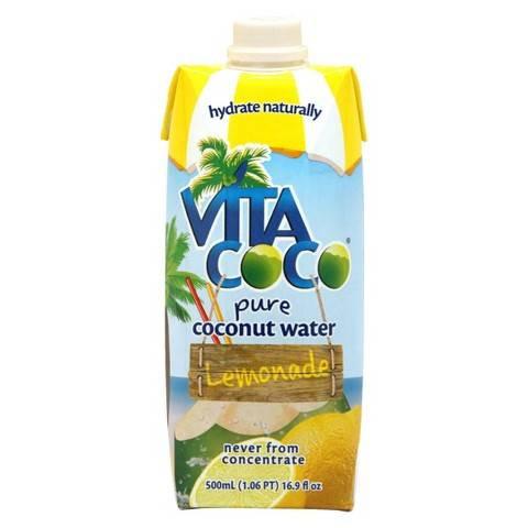 Vita+Coco+Lemonade