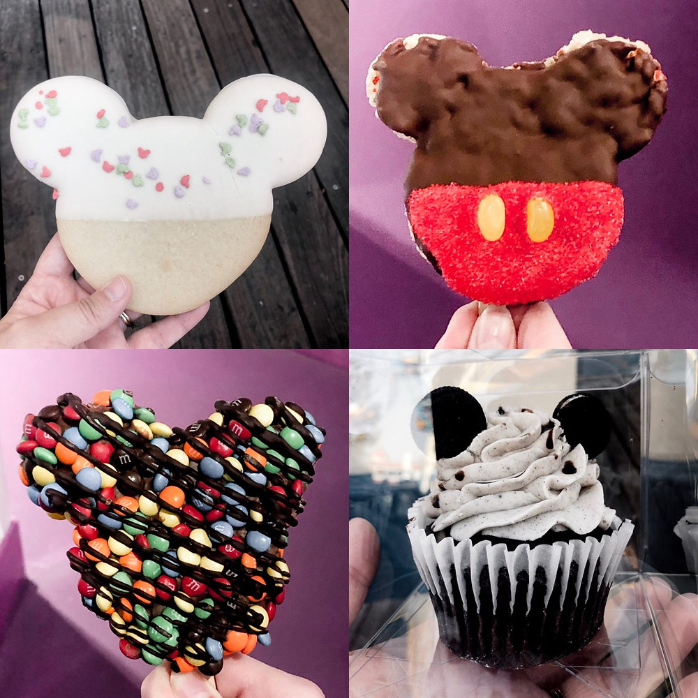 Disneyland Snacks