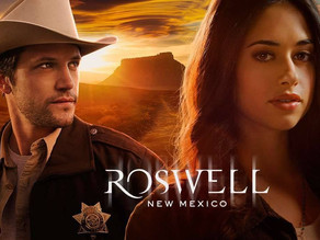 "Let's Chat ~ CW's ""Roswell, New Mexico"""