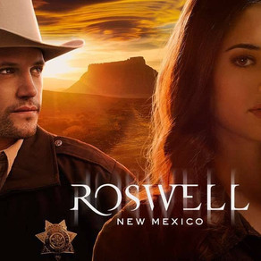 """Let's Chat ~ CW's """"Roswell, New Mexico"""""""